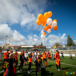 Inaugurazione all'insegna del calcio!