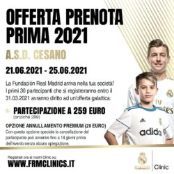 Fundación Real Madrid Clinics