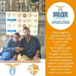 Lazio Soccer School